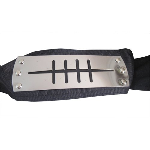Cosplay Accessories Naruto Akatsuki headbands Forehead Protector Nagato (Pain)Cosplay Accessories Naruto Akatsuki headbands Forehead Protector Nagato (Pain)