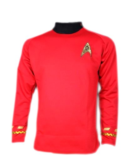 Star Trek Scotty Medicine Classic Costume Uniform TOS (XL)