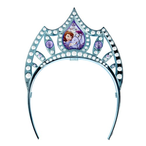 Sofia the First Royal Derby Tiara Costume Accessory - 1