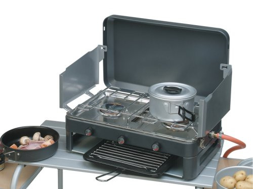 SunnGas Grill Master Double Burner