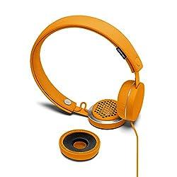 Urbanears HUMLAN The Wash and Wear Headphone - (Pumpkin)