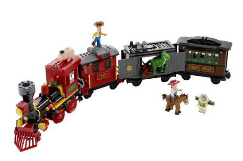 LEGO Toy Story Western Train Chase (7597) Amazon.com