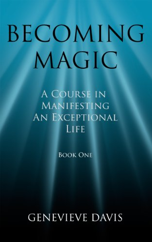 Create the life YOU deserve with this free sample! Becoming Magic: A Course in Manifesting an Exceptional Life (Book 1)  from author Genevieve Davis. Sale price of .99, but only for a short time!