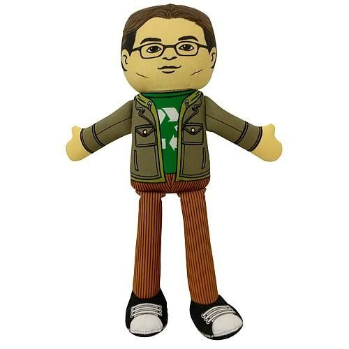 "Big Bang Theory Leonard 11"" Plush"