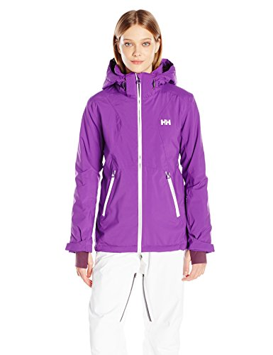 Helly Hansen Women's Spirit Insulated Jacket, Sunburned Purple, X-Small