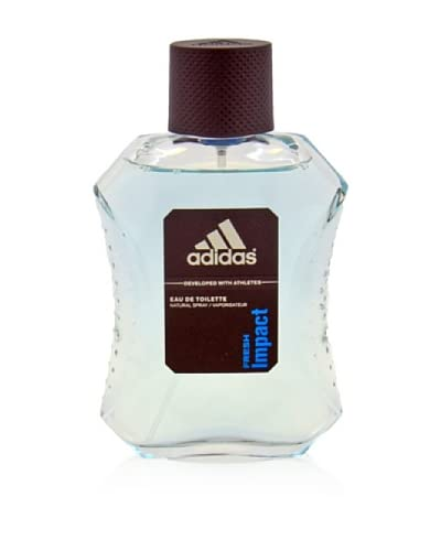 adidas Men's Fresh Impact Eau de Toilette Spray, 3.4 fl. oz.