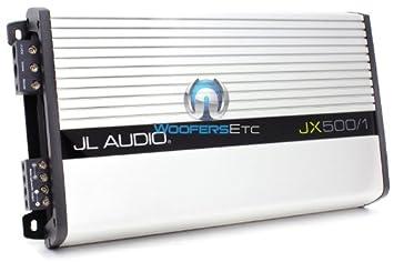 AMPLI MONO JL AUDIO JX500/1