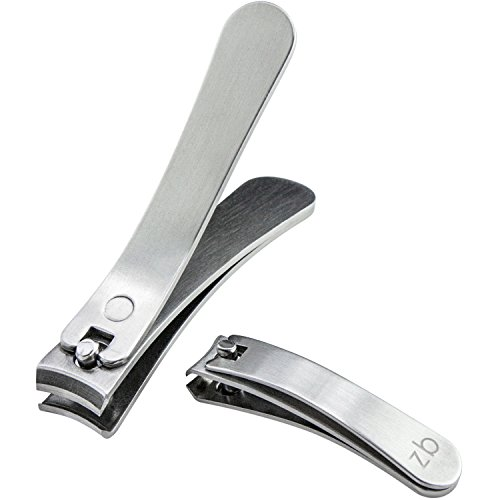 Nail Clipper Set - Zizzili Basics Stainless Steel ...