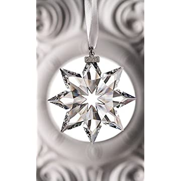 Swarovski 2013 Annual Edition Crystal Star Ornament (Large)