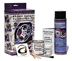 G2 High Temperature Brake Caliper Paint System Set WHITE G2167