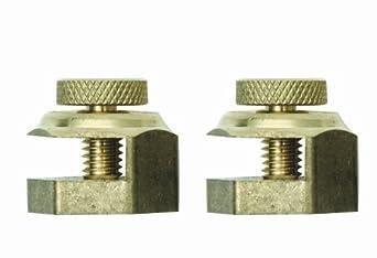 Kapro 302-01 Brass Stair Gauge Set