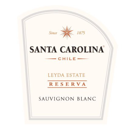2011 Santa Carolina Reserva Sauvignon Blanc Chile 375 Ml Half Bottle