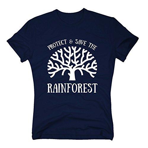 herren-t-shirt-protect-save-the-rainforest-dunkelblau-weiss-m