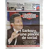 LIBERATION [No 8834] du 05/10/2009 - REFERENDUM / L'ARME CITOYENNE - L'AVENIR DE LA POSTE - SAINT-OUEN - RETOUR...