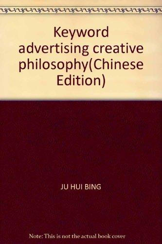 Keyword Advertising Creative Philosophy