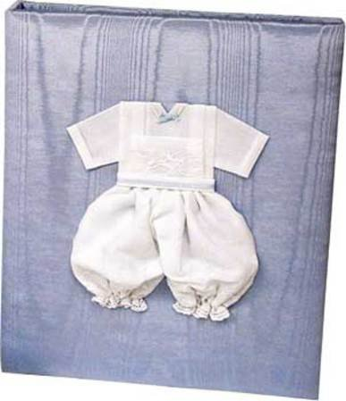 Swiss Batiste Baby Boy's Outfit