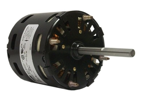 Fasco D109 3.3-Inch General Purpose Motor, 1/15 HP, 115 Volts, 1600 RPM, 1 Speed, 2.1 Amps, OAO Enclosure, CWSE Rotation, Sleeve Bearing from Fasco