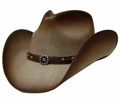 modestone-straw-cowboy-hut-metal-texas-sheriff-star-concho-chain-links-hatband