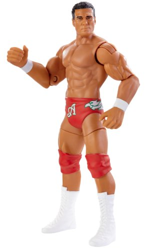 "WWE Super Strikers 6"" Alberto Del Rio Figure - 1"