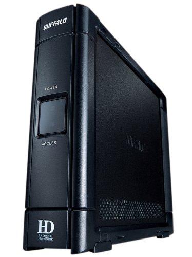 BUFFALO 外付けハードディスク USB2.0対応 1.0TB HD-CN1.0TU2