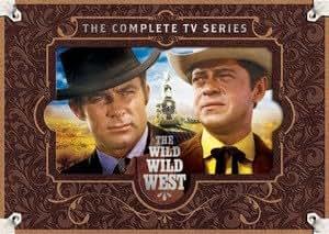 amazoncom the wild wild west the complete series