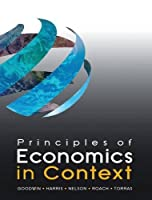 Principles of Economics in Context Front Cover