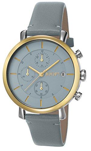 Joop. Mujer de reloj de pulsera Blue Break Cronógrafo Cuarzo Piel jp101772009