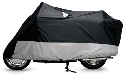 Dowco Guardian Weatherall Plus Cover - X-Large/Black/Grey (Dowco Motorcycle Cover compare prices)