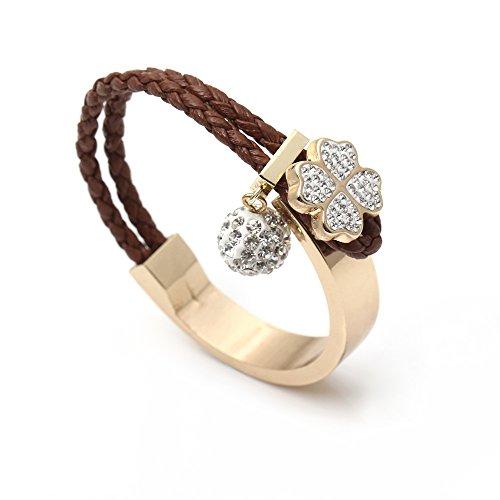 old-rubin-delloro-placcato-tessuto-wristband-alta-signore-di-qualita-moda-fascino-classico-bracciale