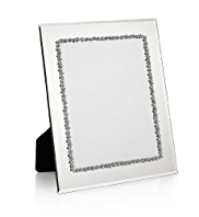 Gem Embellished Mirrored Photo Frame 20 x 25cm (8 x 10