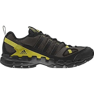 adidas OUTDOOR - AX 1 Hiking Shoe - Sharp Grey/Black/Seaweed - 9.5