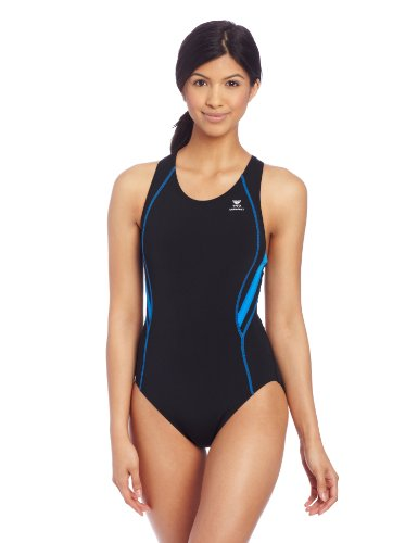 TYR-Sport-Womens-Alliance-Durafast-Splice-Maxback-Swimsuit