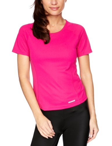 Berghaus Women's Relaxed Shortsleeve Baselayer Crew Neck T-Shirt