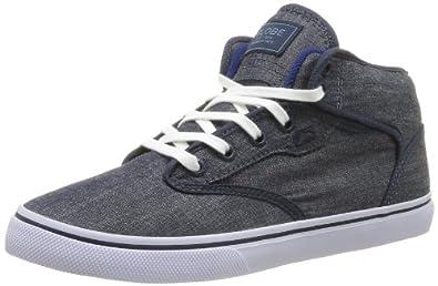 Globe Unisex-Adult Motley Mid Skateboarding Shoes 19782 Blue Chambray 7 UK, 40.5 EU
