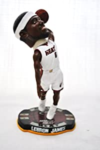 Forever Collectibles Heat James Bobblehead