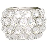 Ethnic Candle Holder Crystal Natural Indian Designer Handmade By Rajrang