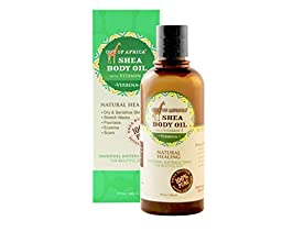 Out Of Africa Body Oil, Verbena, 9 Ounce