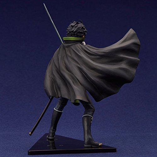 mensHdge technical statue No.21 終わりのセラフ 百夜優一郎 ノンスケール ATBC-PVC製 塗装済みフィギュア
