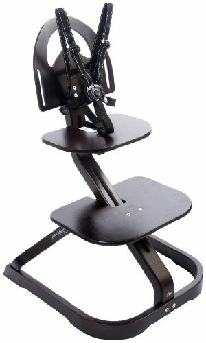 Svan Signet Essential High Chair - Espresso Finish (for 18 months to adult)