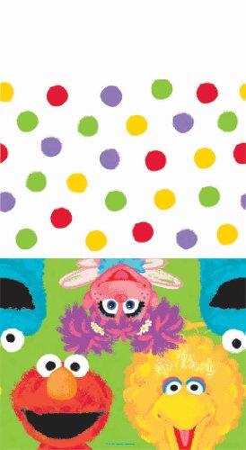 Imagen de Sesame Street 1 - Mantel de plástico