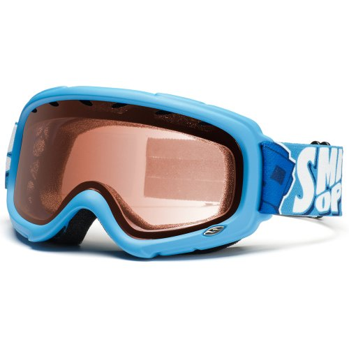 Smith Optics Gambler Youth Goggle (Cyan Smithbot, Rc36)