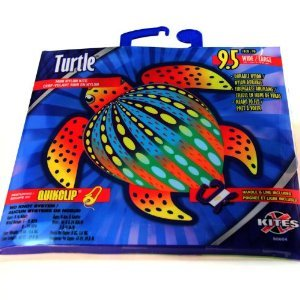 "Mini Nylon Kite ""Turtle"" 9.5 Inch"