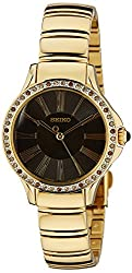Seiko Analog Brown Dial Womens Watch - SRZ444P1