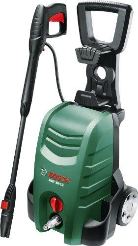 Bosch AQT 35-12-Nettoyeur haute pression (droit, électrique, 5m, 350l/h, 120Barre, 40°c) Noir,...