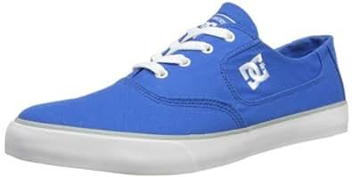 DC Shoes Flash Tx M Shoe Rw4, Chaussures de skateboard homme - Bleu (Royal/White), 41 EU