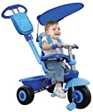Smart Trike Fresh 126-3700 3-in-1 Tricycle Blue