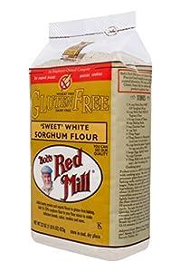 Bobs Red Mill Sorghum Flour Gluten Free 22 Oz: Amazon.com