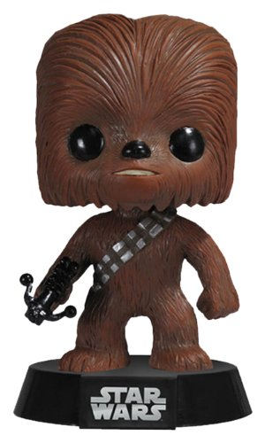 Funko Chewbacca Star Wars Pop - 1