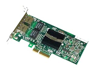 Genuine IBM Intel Pro/1000 Server PCI-E Network Adapter Card Dual Port 39Y6128 39Y6127