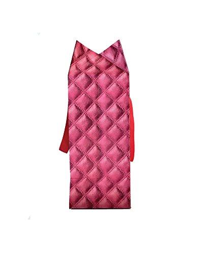 Set of 12 pcs. Dzhavael Flirty Rose Luxury Beautiful Fancy Design Paper Gift Bags Large bags by the Dozen (12)